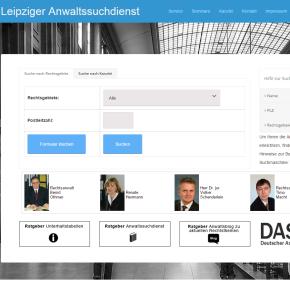 Leipziger Anwaltssuche