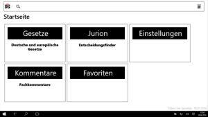 RA-MICRO Go Recht screenshot-kl